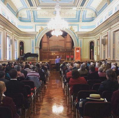 hobart events festival voices